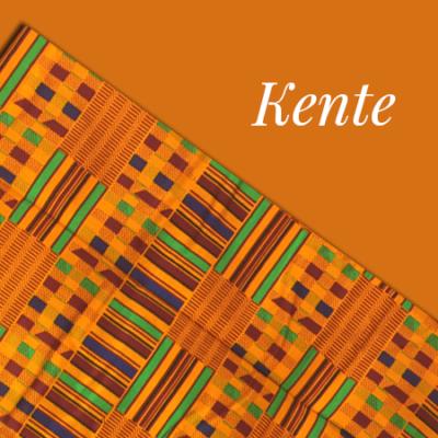 Kente Fabrics - Yara African Fabrics, LLC