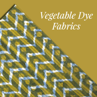 Vegetable Dye Fabrics - Yara African Fabrics, LLC