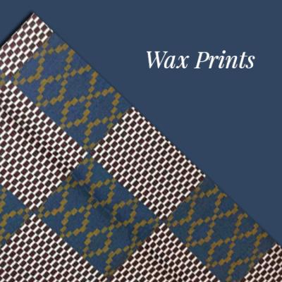 Wax Prints - Yara African Fabrics, LLC
